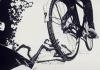 Креативная реклама велосипедных покрышек