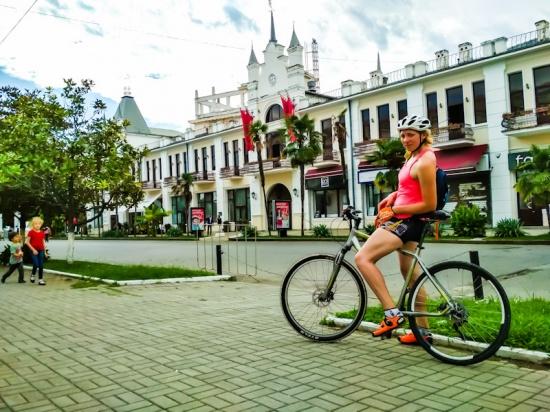 Абхазия! Тур de Хачапур