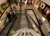 Даунхилл внутри торгового центра