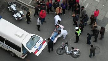 Электровелосипеды в Китае: проблемы безопасности и организации движения