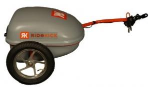 Багажник и мотор для велосипеда