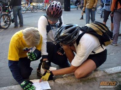 Велоориентированием закроют сезон в Бийске