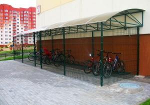 Депутаты предлагают поставить крытые велопарковки у госучреждений и вузов