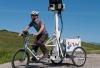 Проект Google Street View использует велосипед