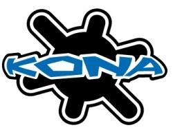 Логотип Kona
