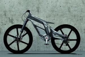 Компания Audi представит карбоновый велосипед e-bike