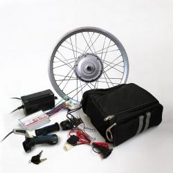 Идеальный вариант средства передвижения - электровелосипед