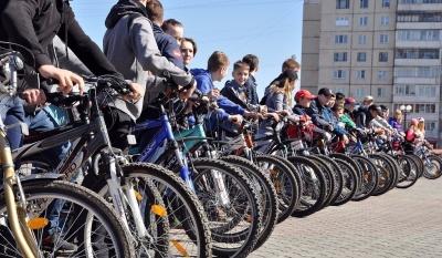 Завтра в Горно-Алтайске состоится велосипедный пробег