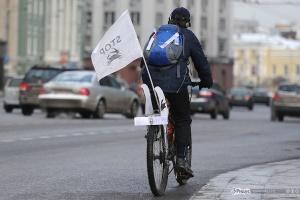 Питерские оппозиционеры проведут велопробег