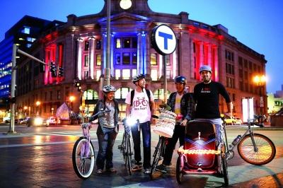 Ночной велопробег состоится в Бийске на выходных