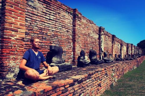 Василий Четвергов завершил своё велосипедное путешествие по Юго-Восточной Азии