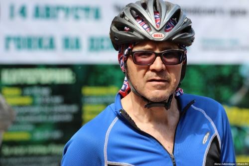Василий Чурсин занял второе место на Кубке Новосибирска по кросс-кантри