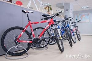 Белорусские велосипеды АИСТ соответствуют международному уровню