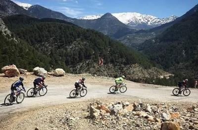 Сергей Масленников рассказывает о велосипедных сборах в Турции
