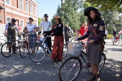 Ретро велопробег проведут в Барнауле на предстоящих выходных