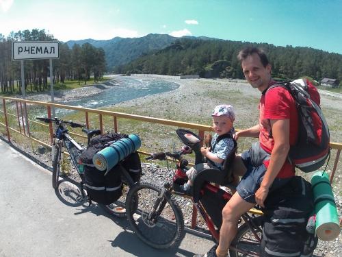 Как организовать семейный велопоход по Горному Алтаю с маленьким ребёнком? Часть IIl