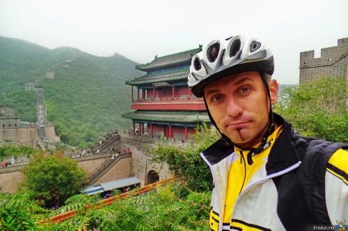 Барнаульский велосипедист путешествует по Японии