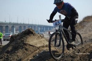 Велосипедисты Барнаула закрывают сезон