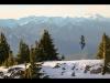 Фрирайд на фэтбайках по снегу
