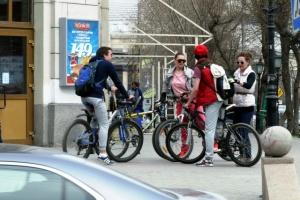 Мэрия Новосибирска - Движение велосипедистов на дорогах нужно ограничивать.