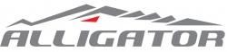 Логотип Alligator