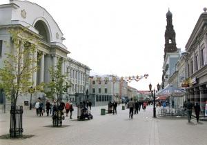 В Казани в этом году появятся велодорожки
