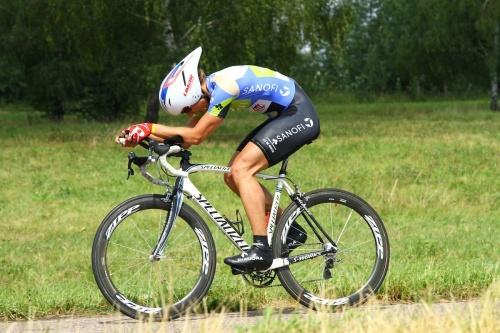 Сергей Масленников: «В велоспорте важна дисциплина»