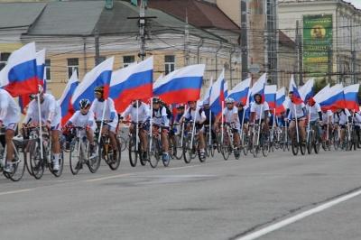 В Рубцовске проведут велопробег, посвященный Дню Флага России