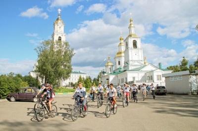 В Барнауле состоится православный велопробег