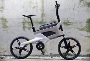 Peugeot создал велосипед для деловых людей
