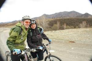 Attention! Велосипедная жизнь доводит до свадьбы!