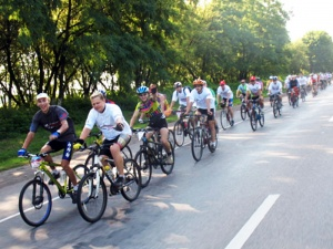 Летний велосезон откроется в России в ближайшие выходные