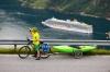 Велосипедно-каякерское видео
