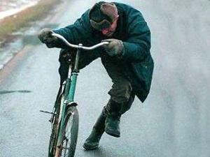 Штраф для пьяных велосипедистов составит 5000р